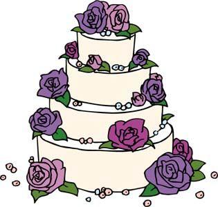 Cake Decor Clipart : Amour gateaux et boissons